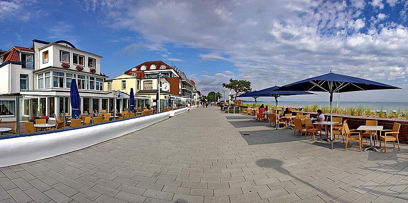 hotels an der ostsee direkt am strand hotel atlantic niendorf timmendorfer strand ostsee